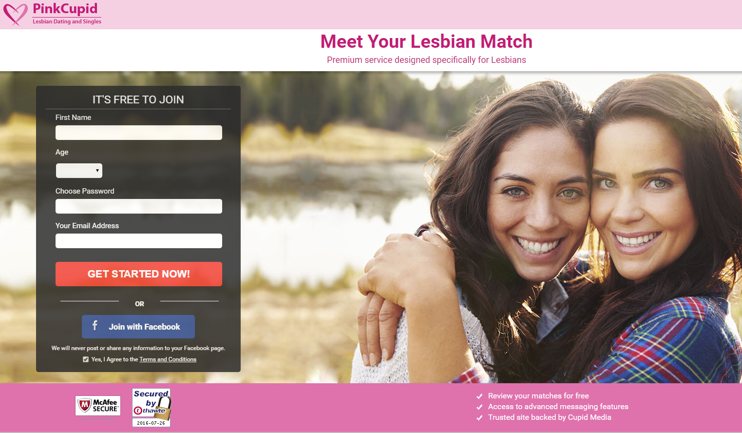 Meet bisexual females for free
